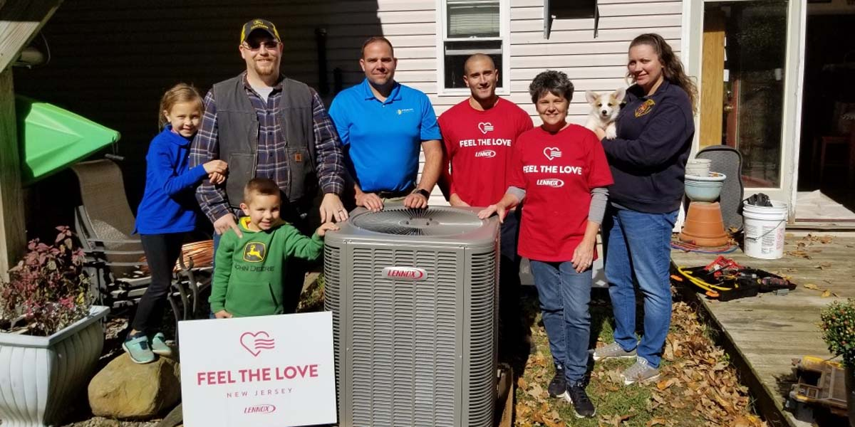 HVAC Giant Gives Back With Purpose