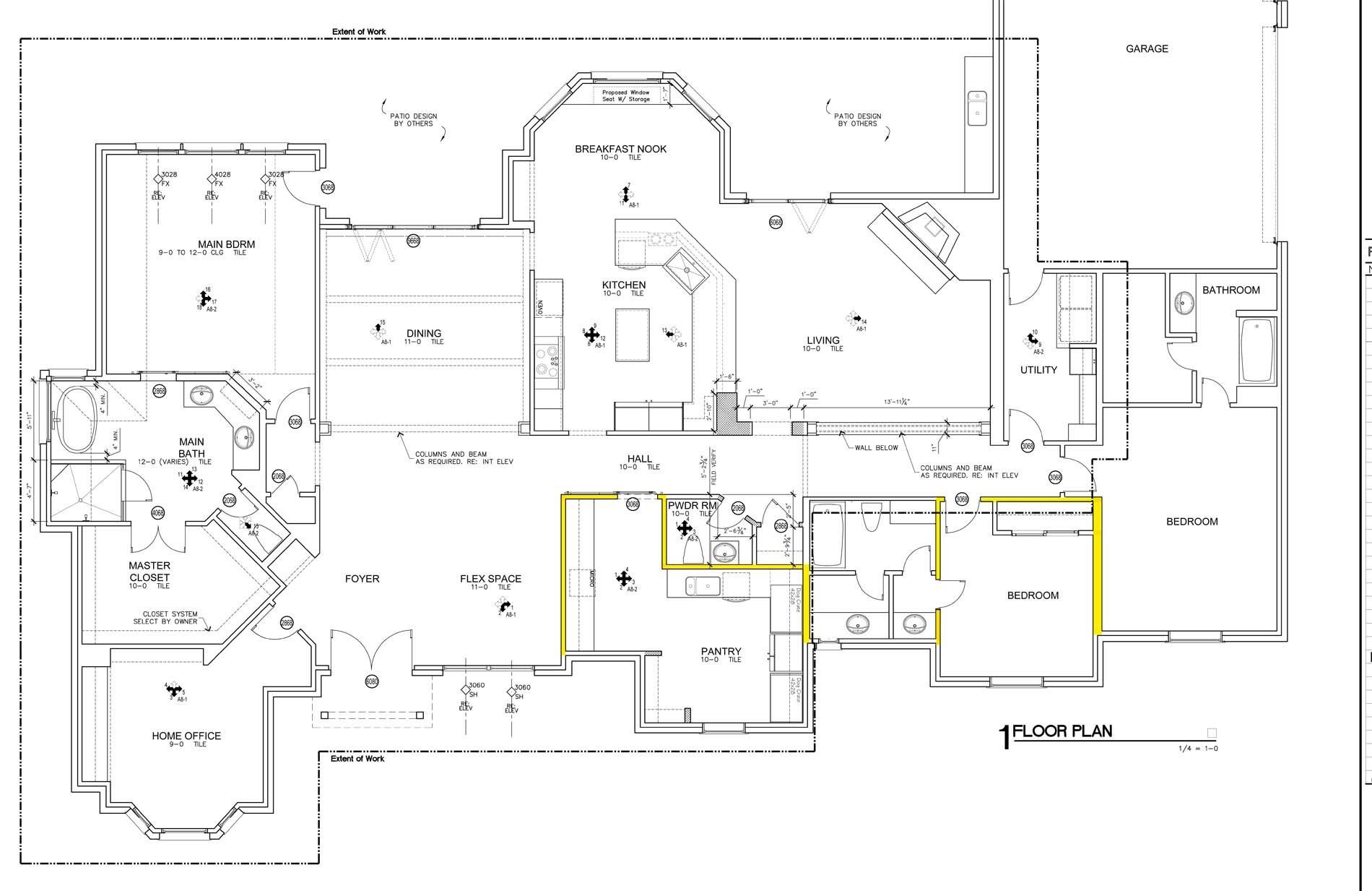 ReVISION House Austin Floorplan