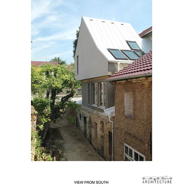 (C) Emergenative Architecture