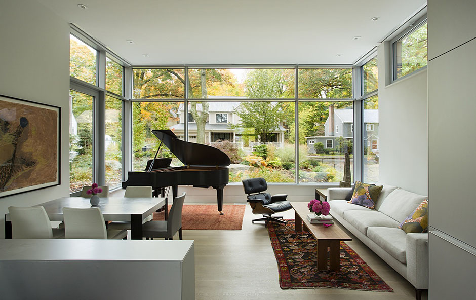 Brookline Residence - (C) Eric Roth Photography