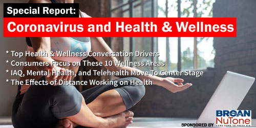 The Accelerated Uptick in Health and Wellness