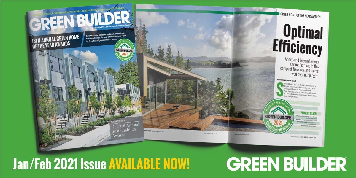 13th Annual Green Home of the Year Awards