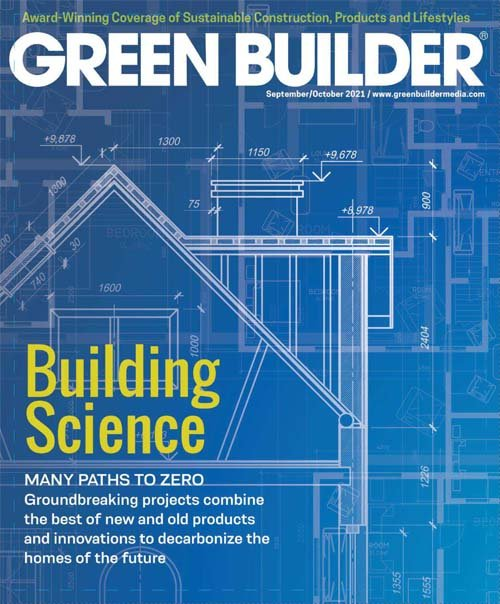 Sept-Oct 2021 Issue Building Science
