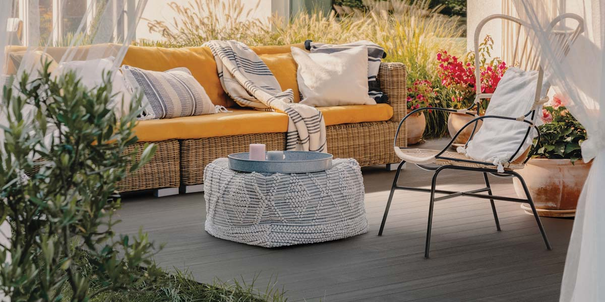Inside Out: Outdoor Living Space Trends