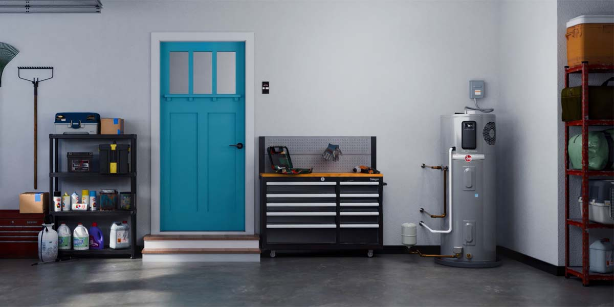 Water Heater Technology Key to Electrified Houses