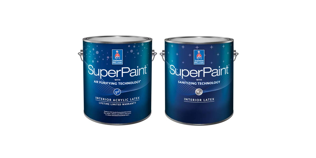 Sherwin-Williams Brings Light to Sustainable and Healthy Paint Living Well Collection