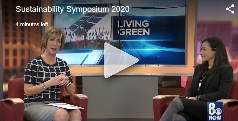 Green Builder Media CEO Sara Gutterman on Channel 8 News