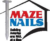 MAZE LOGO _BUILDING AMERICA