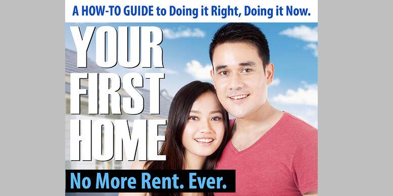 Are You Dreaming About Your First Home?