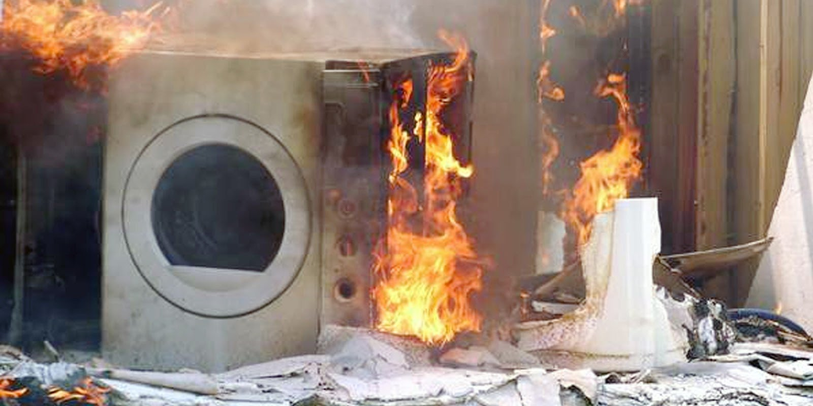 Why are Clothes Dryer Lint Fires on the Rise in New Homes?