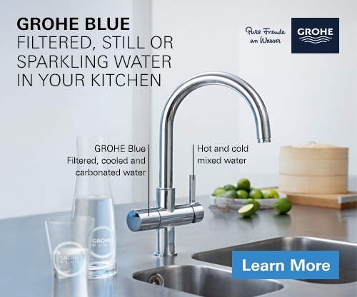 Grohe Blue Alternative 2016 green home of the year awards winners